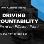 Driving Accountability: 5 Habits of an Efficient Plant