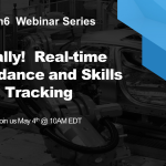 Finally! Real-time Attendance and Skills Tracking